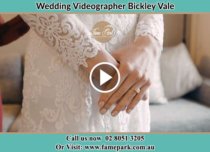 Bride already prepared Bickley Vale NSW 2570