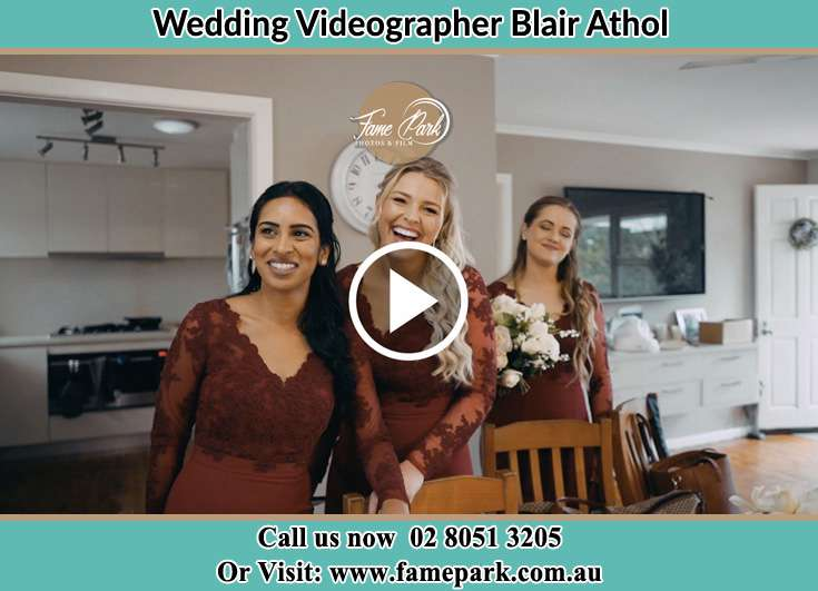 Bride's secondary sponsors already prepared Blair Athol NSW 2560