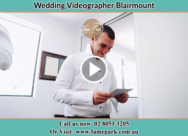 Groom getting ready for the event Blairmount NSW 2559
