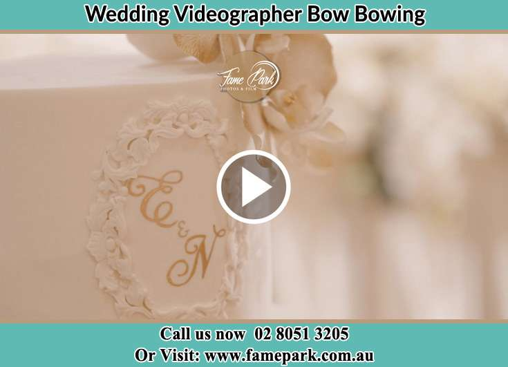 The wedding cake Bow Bowing NSW 2566