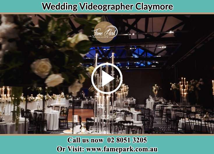The reception Claymore NSW 2559
