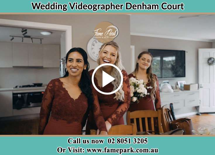 Bride's secondary sponsors already prepared Denham Court NSW 2565