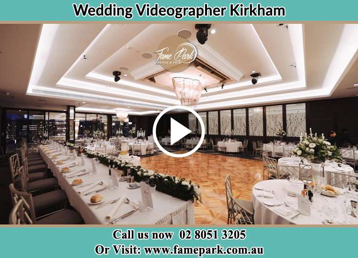 The wedding reception venue Kirkham NSW 2570