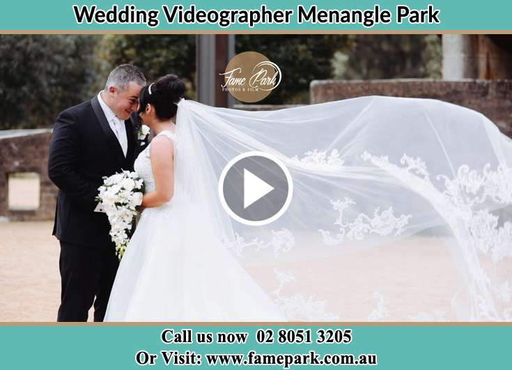 The newlyweds close to each other Menangle Park NSW 2563