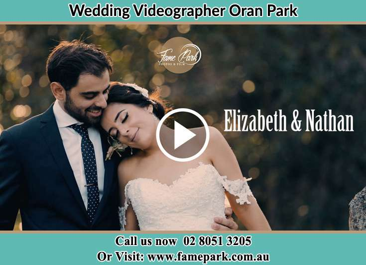 The Bride lean on her Groom Oran Park NSW 2570