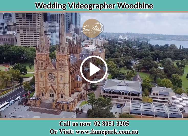 The churh Woodbine NSW 2560
